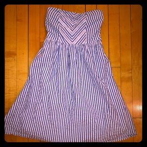 Blue & White Sundress!😍👗